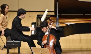 11th September, German Chamber Music (Yuya Tsuda, Gen Yokosaka)