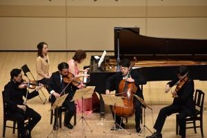 11th September, Serge Zimmermann & Kei Itoh Recital (Serge Zimmermann, Kei Shirai, Shuyamamoto, Gen Yokosaka, Kei Itoh)