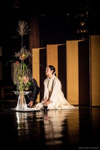 9月12日 引接寺コンサート(珠寳)