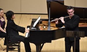 9月12日 木管楽器の名曲たち(北村朋幹、マリオ・カーロリ)